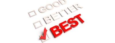 good better best - car broker