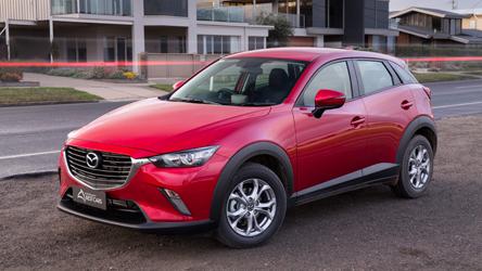Great RACQ U2013 Australiau0027s Best Cars. Mazda_CX_Maxx