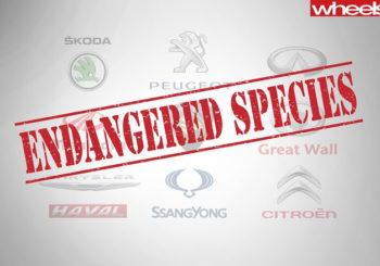 Endangered species sign