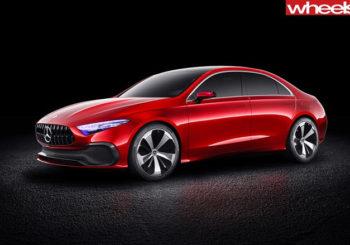 A Class Mercedes concept