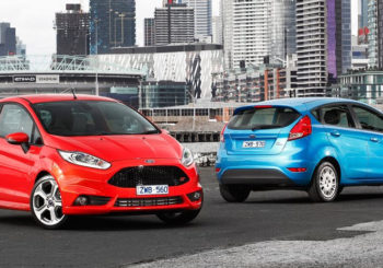 Ford Fiesta - so many choices