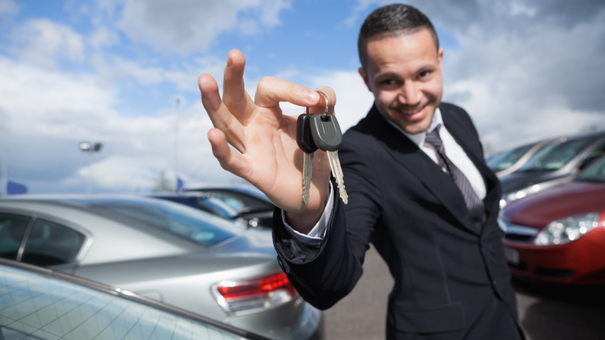 BUYING A CAR IS RISKY BUSINESS