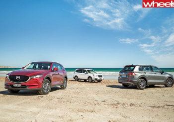 Mid-Size SUV Comparison
