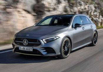 2018 A-Class Mercedes