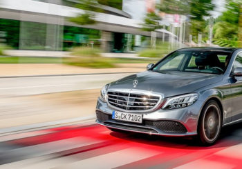 Mercedes C200 due in August