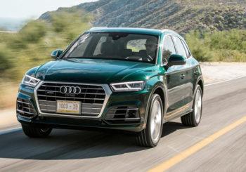 Audi Q5 Diesel Turbo V6