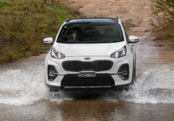 Kia Sportage 2018 review