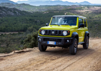 Suzuki Jimny is back