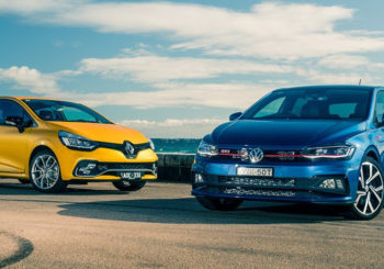 Polo GTI vs Clio RS