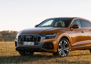 New Audi Q8 Review
