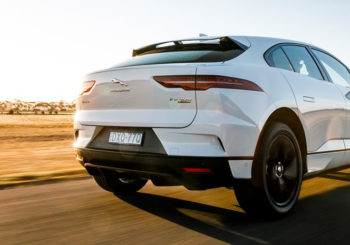 Jaguar I-Pace, electric SUV
