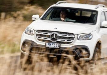 Mercedes-Benz X-Class X250d
