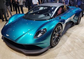 Geneva Motor Show exhibit