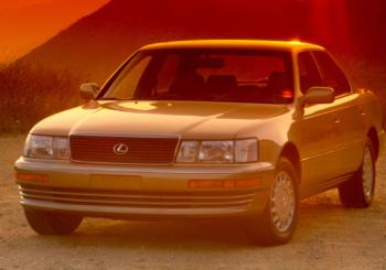 Lexus LS400 - one of the best