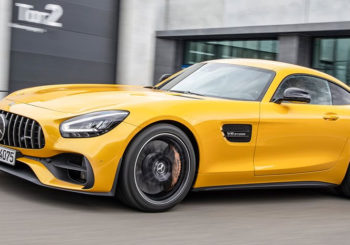 AMG GT will be in Australia later in the year