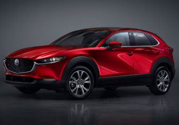 What is the Mazda CX30?