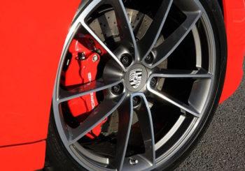 Carbon Ceramic Brakes are better