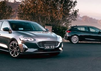 Ford Focus compared to Holden Astra