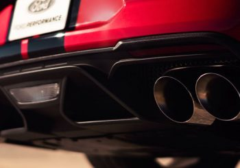 Loud exhausts are being targeted