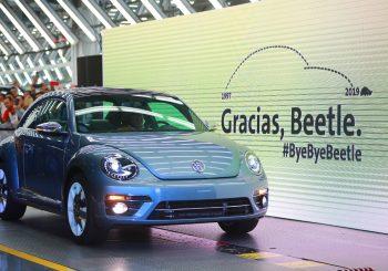 Volkswagen Beetle Production Ends