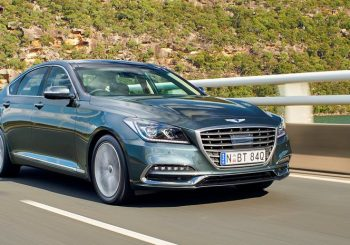 WHAT IS THE GENESIS G80?