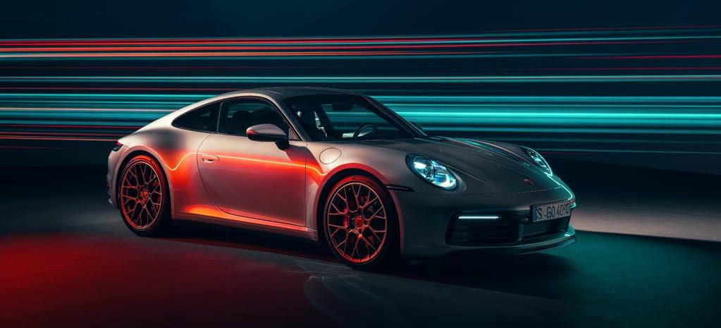 Electric Porsche 911