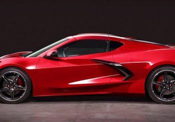 C8 Corvette is good value