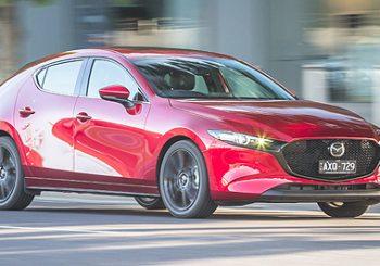 Mazda top on Customer Service again