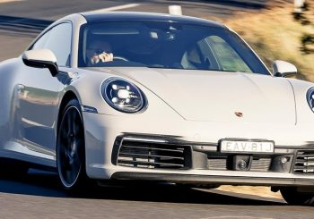 Porsche Carrera 911 is getting heavy