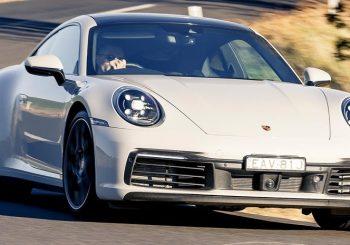 Porsche Carrera 911 is getting heavy