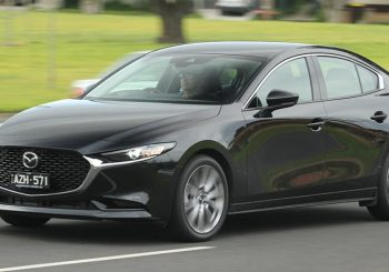 Mazda 3 GT sedan