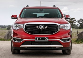 Holden Arcadia review