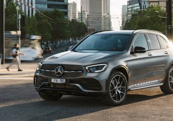Mercedes GLC 300 review