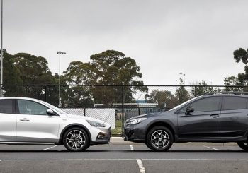Ford Focus Active vs Subaru XV 2.0i-L
