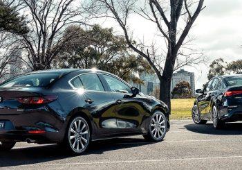 Mazda 3 GT or Kia Cerato GT