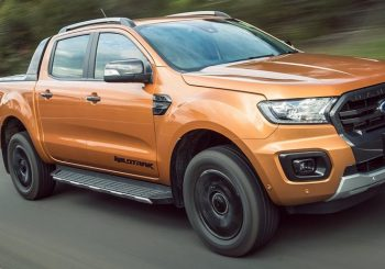 Ford is top dog for 4x4 sales