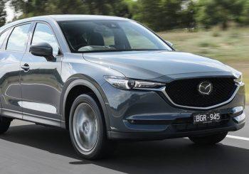 New Mazda CX 5 for 2020