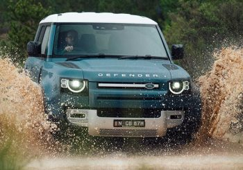 Land Rover Defender - code-named L663