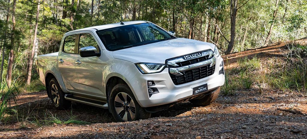 Latest Isuzu D-Max has Upped the game