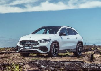 Mercedes-Benz GLA has improved