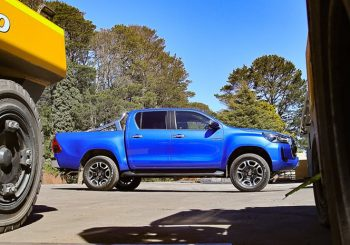 Toyota HiLux SR5 review