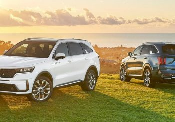 Choices from Kia's SUV's