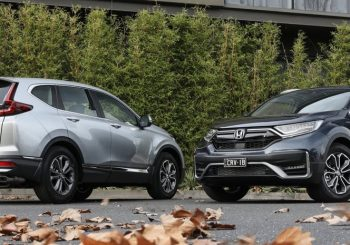 New Honda CR-V is worth a look