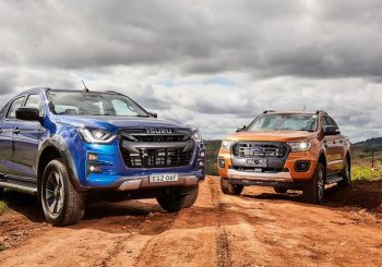 The Gloves are Off - Isuzu D-MAX vs Ford Ranger Wildtrak