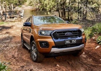Ford Ranger biggest sales in 2020