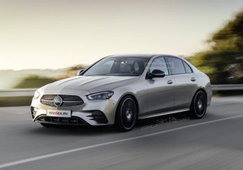 2022 Mercedes-Benz C-Class - when is it coming?