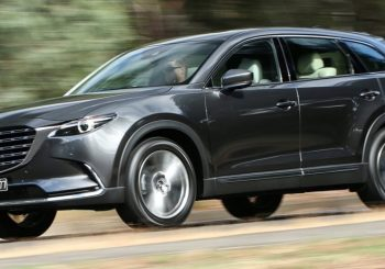 Mazda CX-9 luxury people mover
