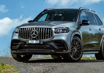 Has the Mercedes-AMG GLS 63 too much power?