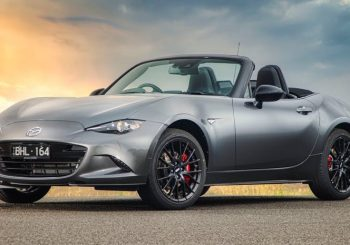 New Mazda MX-5 GT RS. a great looking sports car