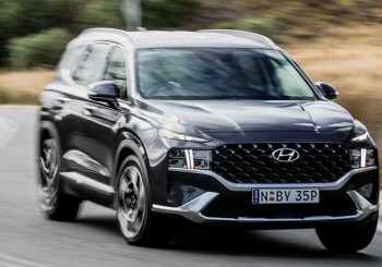 Hyundai Santa Fe Elite Review